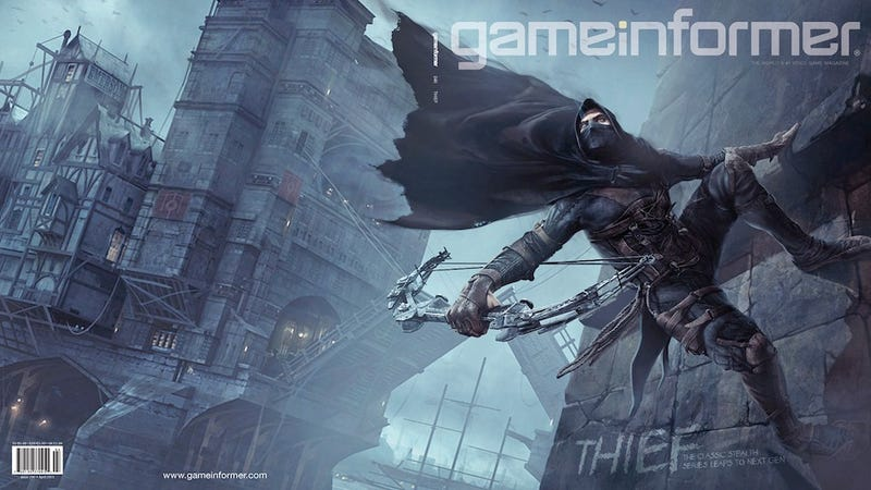 Illustration for article titled Thief Reboot Coming To PC And Next-Gen Consoles In 2014 [UPDATE]