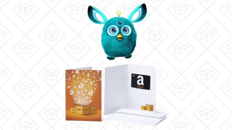 Furby Connect (Teal) and $30 Amazon.com Gift Card Bundle, $100