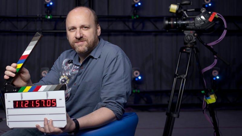 Quantic Dream co-founder David Cage (Photo: Stephane GRANGIER/Corbis via Getty Images)