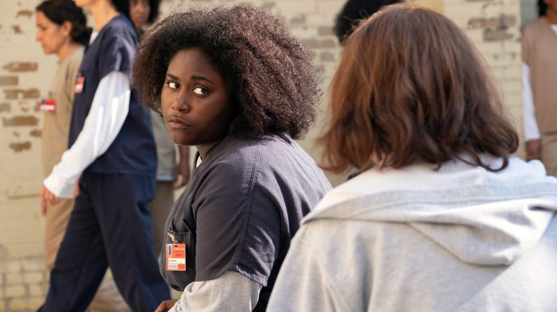 Danielle Brooks stars in Orange Is The New Black