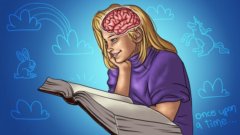 Illustration for article titled The Science of Storytelling: Why Telling a Story is the Most Powerful Way to Activate Our Brains