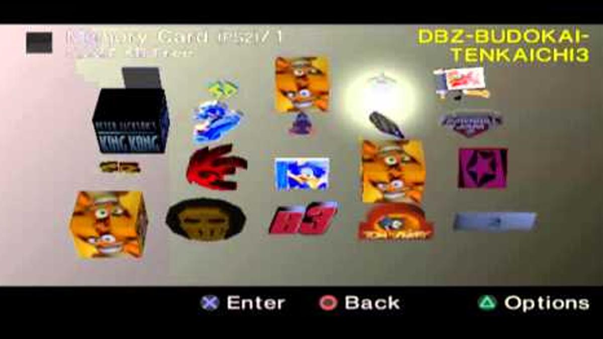 Memory Card Icons Were Rad