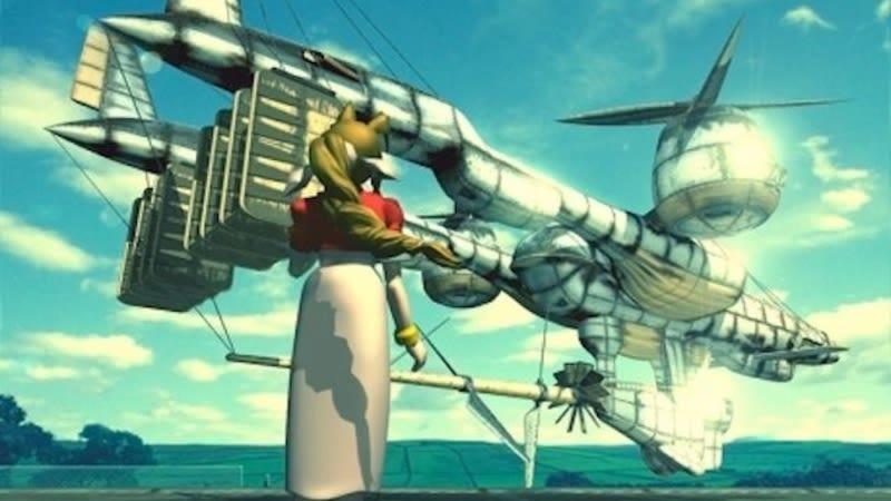Final Fantasy como nunca lo viste - Poringa!