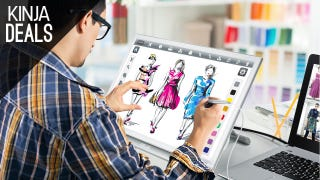 Who Needs a Wacom? This 1080p Digitizer Display is Under $500.