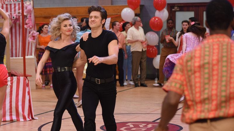 Photo: Grease: Live (Fox)