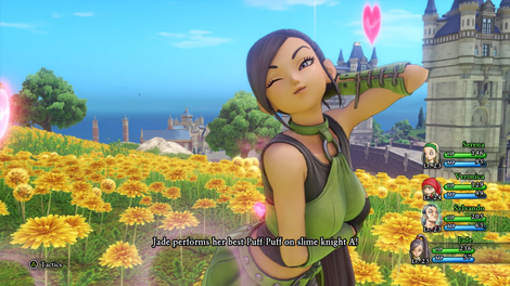 Progressive Quote Number >> Dragon Quest XI: The Kotaku Review