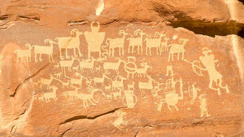 Los hombres prehistóricos pintaban bajo los efectos de las drogas