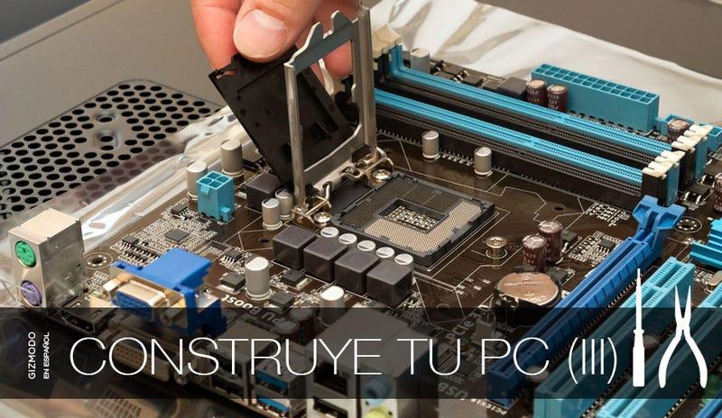 Illustration for article titled Cómo construir tu propio PC (III): Montar las piezas y conectarlo todo