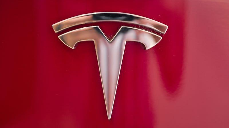 Tesla stock took an immediate hit on the news.