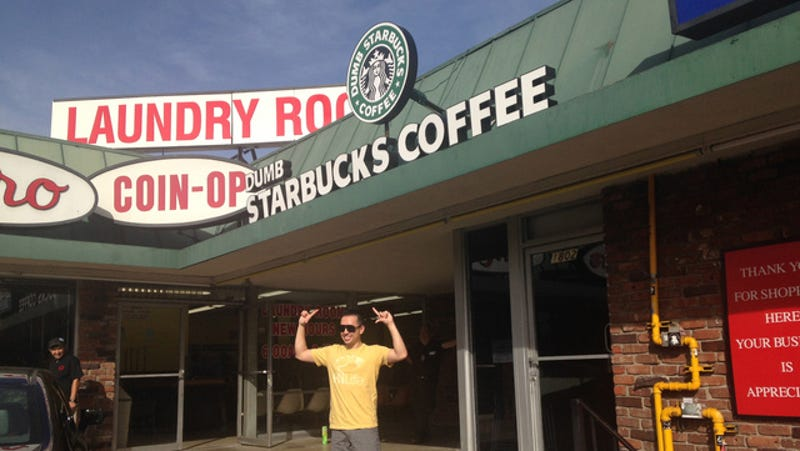 Dumb Starbucks Wasn't Dumb Enough