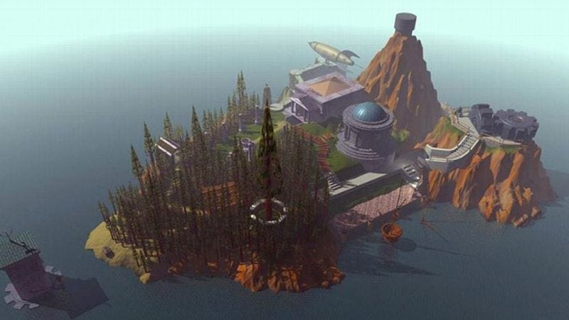 Illustration for article titled 1993 CD-ROM game Myst to become a TV series