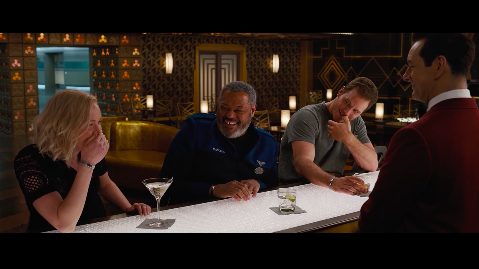 Please Don't See Passengers, Watch This Blooper Reel Instead