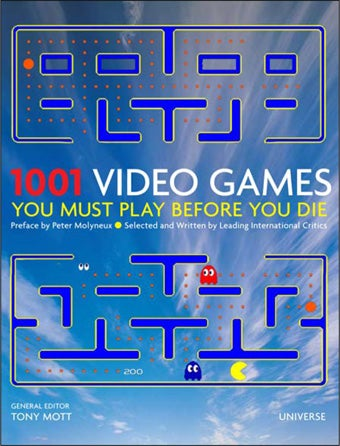 Illustration for article titled 1001 Video Games You Must Play Before You Die