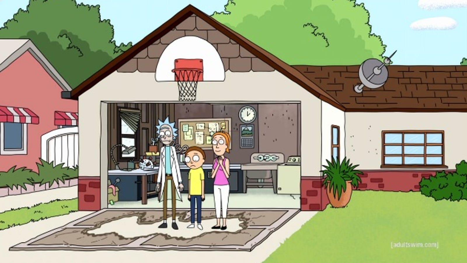 Rick And Morty Recap Quot Ricksy Business Quot