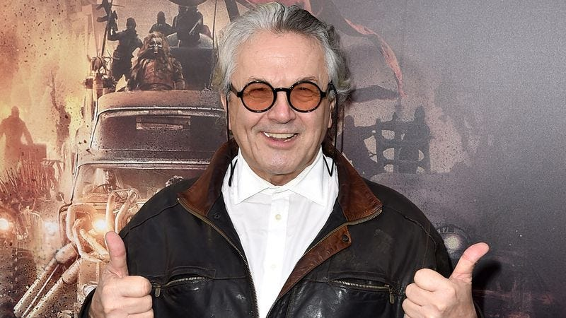 Illustration for article titled George Miller to preside over Cannes jury, shiny and chrome