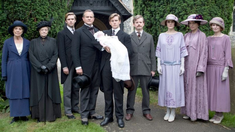Illustration for article titled Downton Abbey preparing to become more diverse by adding one black man