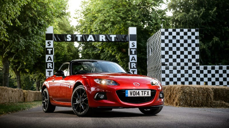Illustration for article titled How Much Do You Know About The Mazda Miata?