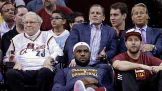 LeBron James Is Still Trolling Dan Gilbert