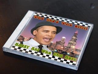 Illustration for article titled Obama's Embarrassing Ska Album Resurfaces