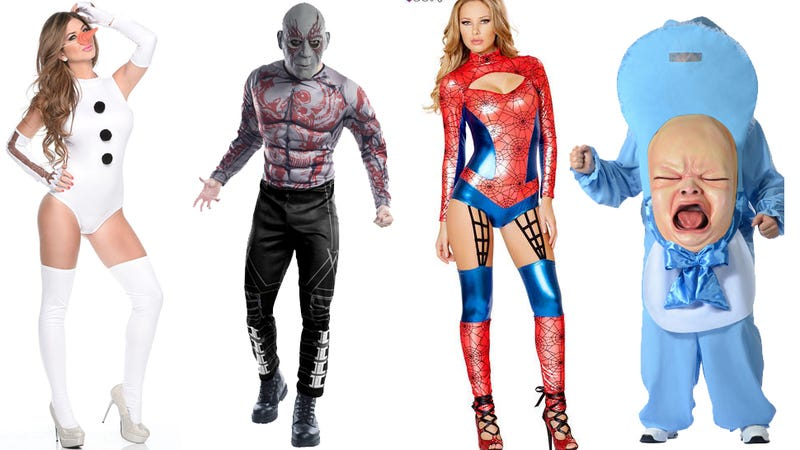 the weirdest and sexiest store bought halloween costumes for 2014 - Store For Halloween Costume