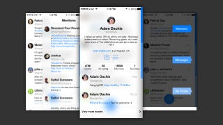 Illustration for article titled Tweet7 Simplifies Twitter with an iOS 7 Friendly Interface