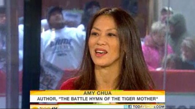 amy chua essay wall street journal Yale professor amy chua created quite a stir when the wall street journal ran an excerpt of her new book, battle hymn of the tiger mom the forceful essay describes chua's shockingly strict approach to raising children, which she calls chinese parenting chua boasts.