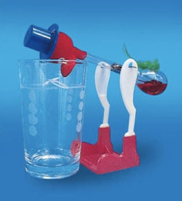 Illustration for article titled How Does the Drinking Bird Work?