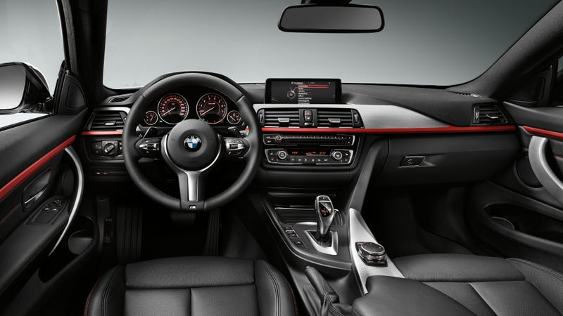 Quick Look BMW I Interior - Bmw 4351 coupe