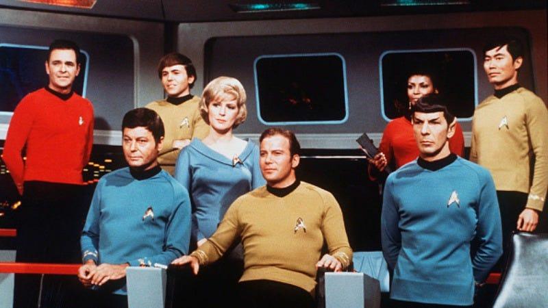 Star Trek: The Original Series ( (Photo: Sunset Boulevard/Corbis via Getty Images)