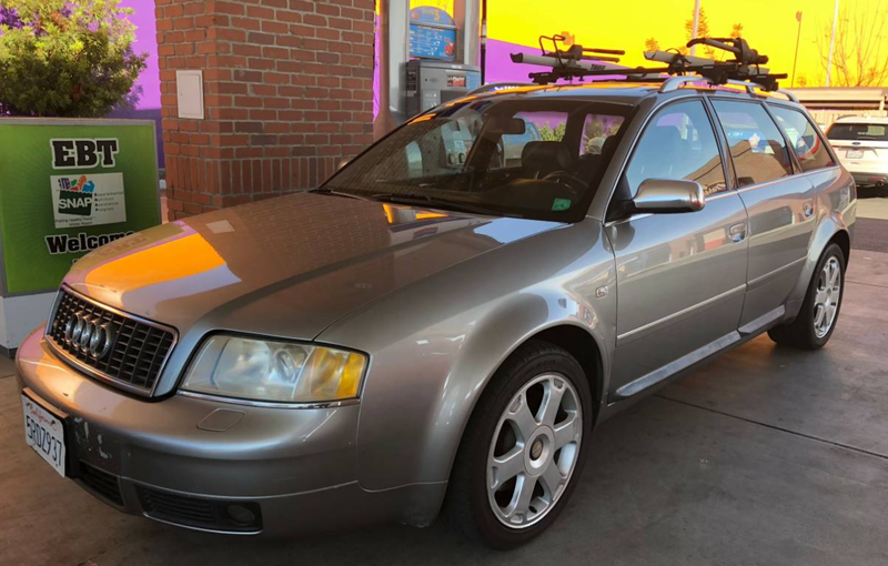 One Of You Nut Jobs Will Buy This Cheap Audi S Avant - Audi car jobs