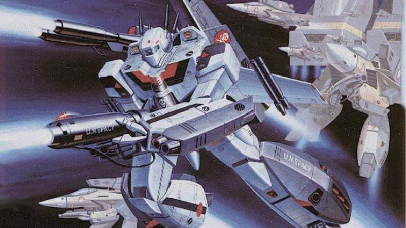 Illustration for article titled Warner Bros. still pretty sure it's going to make a Robotech movie