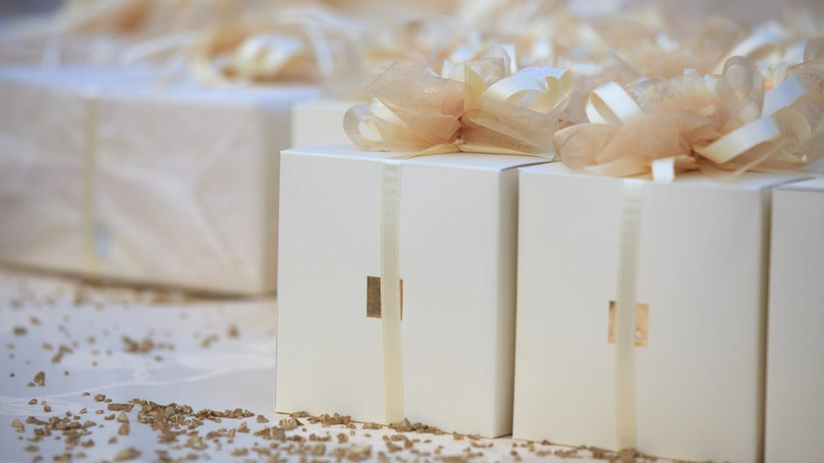 The Dangerous Art of Asking for Money as a Wedding Gift