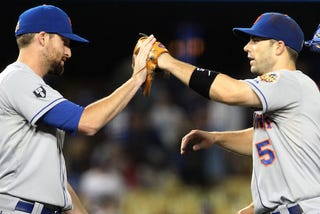 Illustration for article titled David Wright And Bobby Parnell Are Apparently The Mets' Lunch Police
