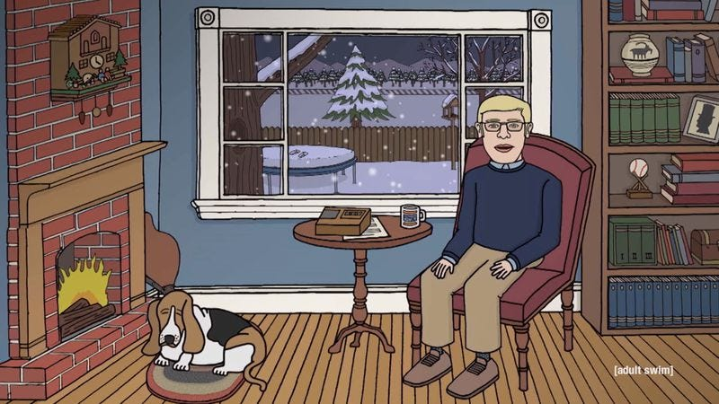 Illustration for article titled Joe Pera Talks You To Sleep is video NyQuil for the restless soul