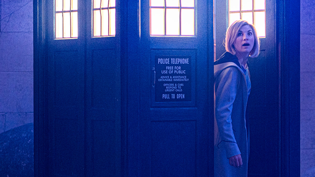 Doctor Who Gets Trippy as Hell and Trips Over Itself in the Process