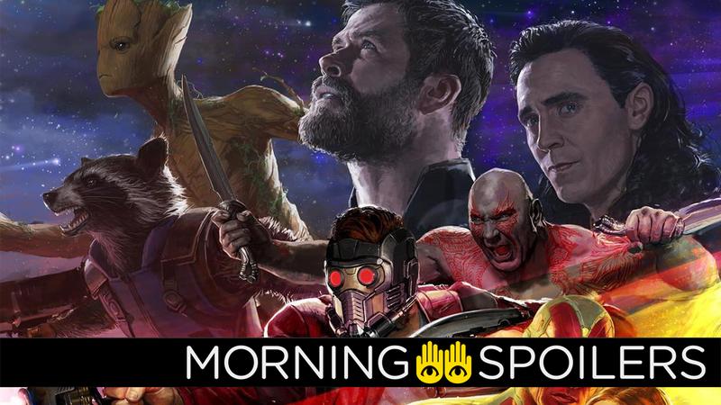 Image: Marvel Studios. Infinity War art by Ryan Meinerding