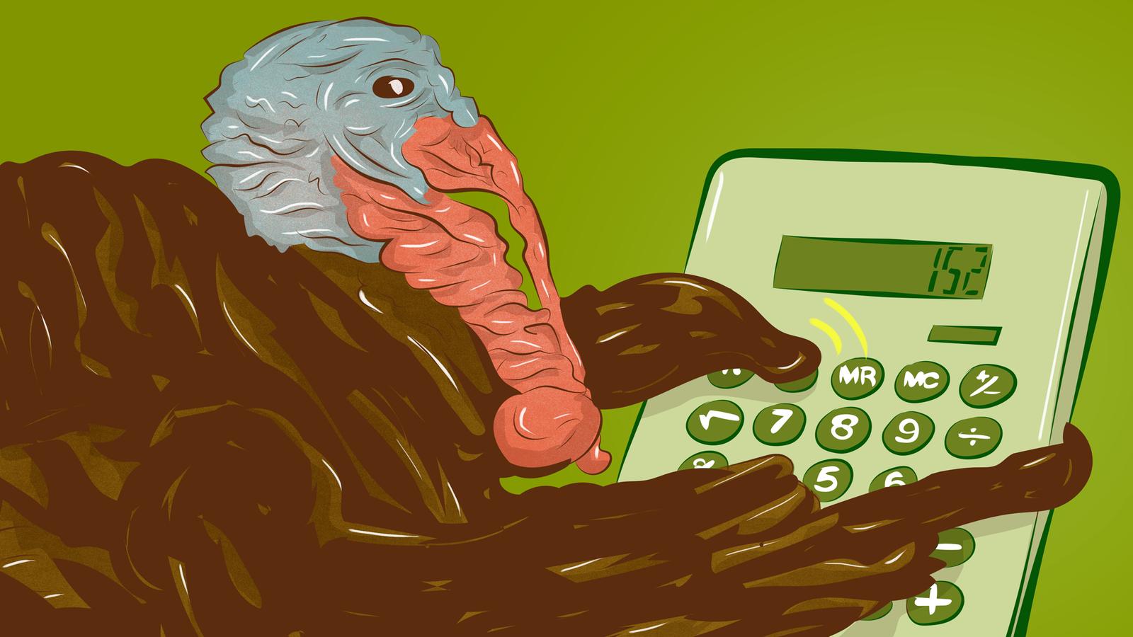 Turkey Calculator Food Network