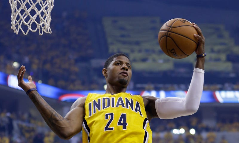 Illustration for article titled Paul George Will Make His Season Debut Sunday