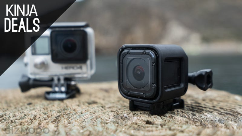 Illustration for article titled Buy the Newest GoPro, Save 75% on a Smart Remote to Go With It