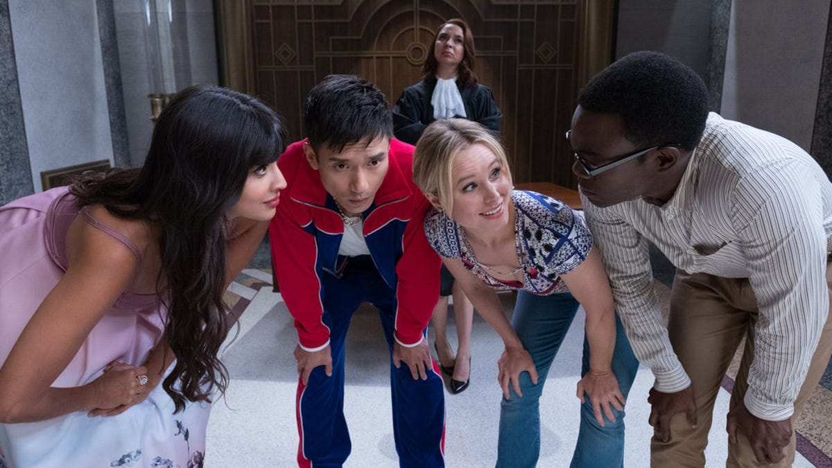 Everything You Need to Know About the Good Place Before S3