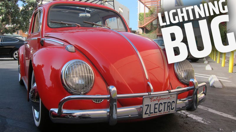 Ilration For Article Led The Electric Converted 1963 39 Zelectric