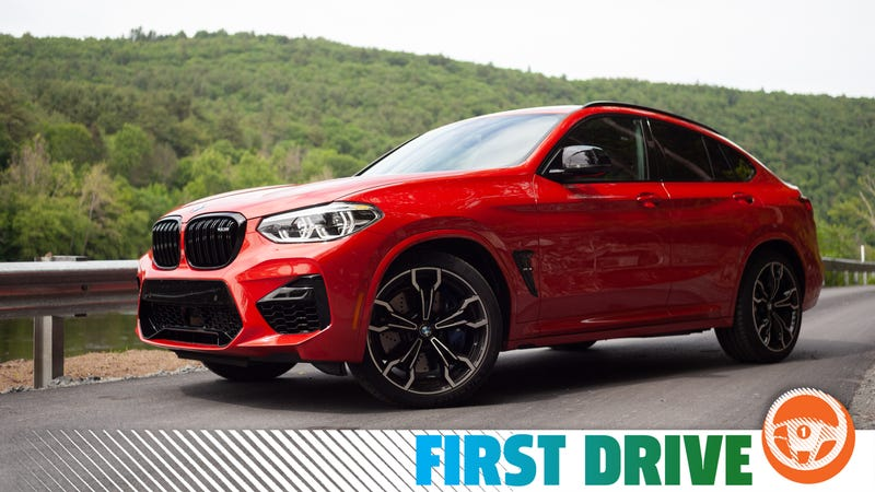 2020 Bmw X4 Update, Specs, And Engine >> The 503 Hp 2020 Bmw X4 M Competition Is A Real M Car Whether You