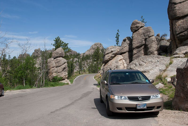The Needles Highway, Custer State Park, SD