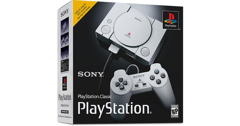 Illustration for article titled A lifelong fan guesses the remaining PlayStation Classic lineup. [UPDATE]