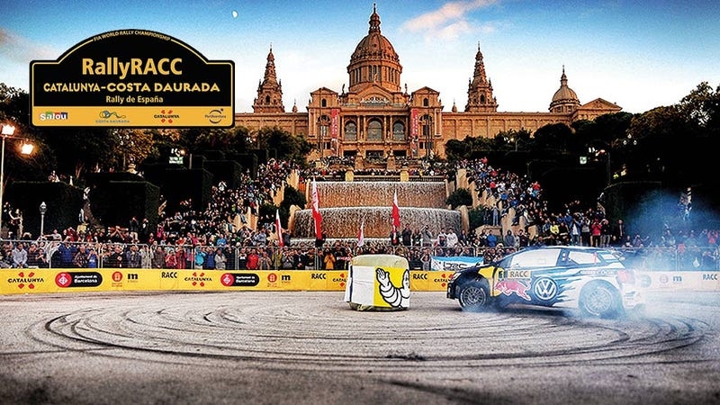 Illustration for article titled Fantasy WRC: NO ONE expects the Spanish Fantasy Preview