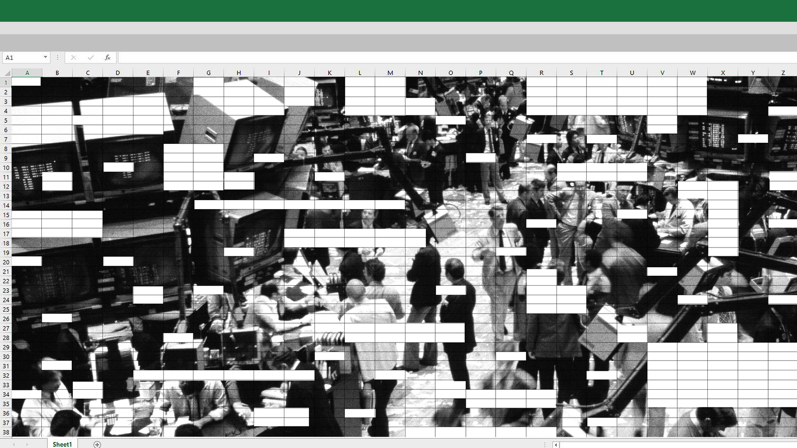 How the Invention of Spreadsheet Software Unleashed Wall Street on the World
