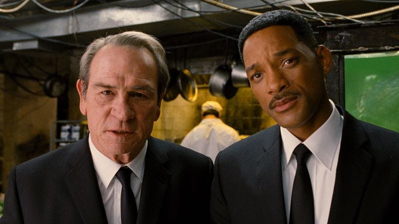 Illustration for article titled The next Men In Black will have a (Wo)man In Black