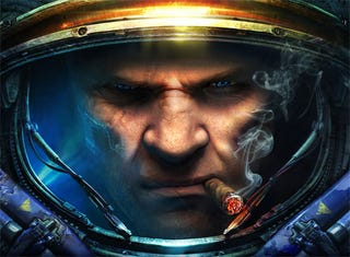 Illustration for article titled The StarCraft II Beta Test Has Officially Begun