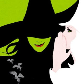 Illustration for article titled Salma Hayek is planning an 8-hour Wicked miniseries