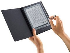 Illustration for article titled Extremely Thin, 3G-Capable Sony Readers Coming Soon?